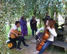 BEAM folk weekend: 16-18 Sept 2016