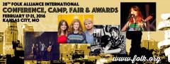 Welsh music ready for Folk Alliance International, USA