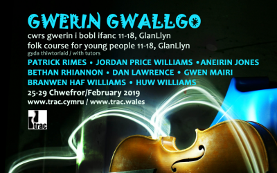Only a few tickets left for Gwerin Gwallgo