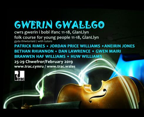 Only a few tickets left for Gwerin Gwallgo