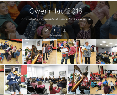 Gwerin Iau Pictures 2018