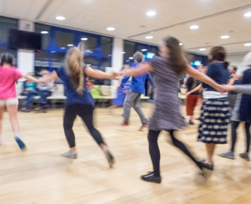 Welsh Folk Dance Survey- What Are You Up To?