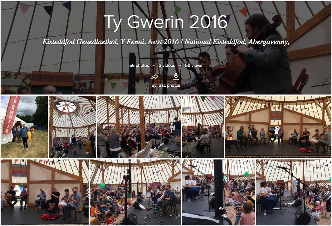 Ty Gwerin 2016