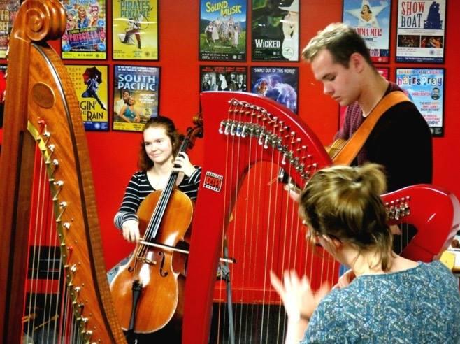 Ensemble Gwerin Ieuenctid Cymru