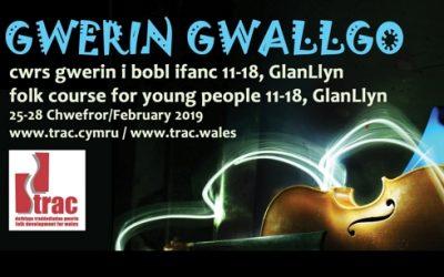 Archebu ar y we ar gyfer Gwerin Gwallgo ar gael nawr!