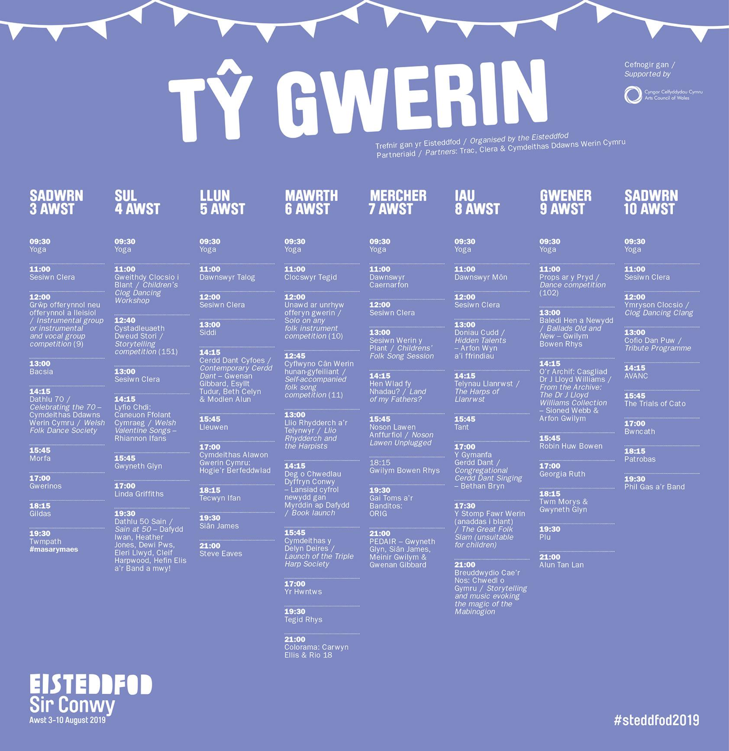 Tŷ Gwerin