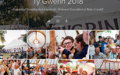 Lluniau Tŷ Gwerin 2018