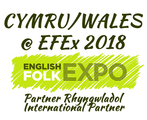 Cymru / Wales yn EFEx 2018