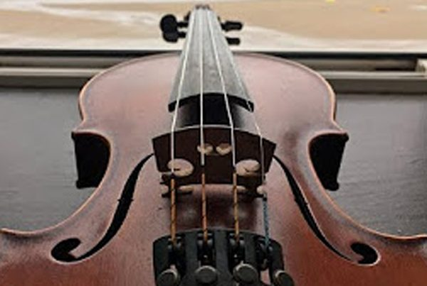 Welsh fiddle tunes with Bernie Kilbride