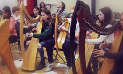 harp-girls