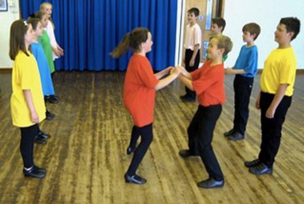 Folk Dance For Children